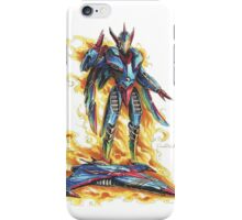 God Phoenix... Transform! iPhone Case/Skin