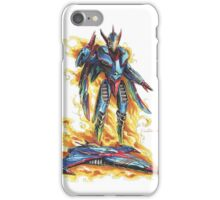 God Phoenix... Transform! iPhone Case/Skin