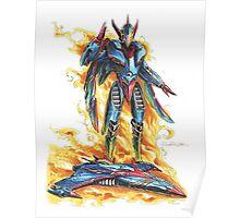 God Phoenix... Transform! Poster