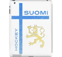 Finland Hockey iPad Case/Skin