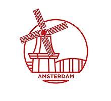 Amsterdam by bmaw
