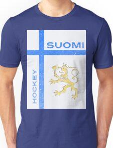 Finland Hockey T-Shirt