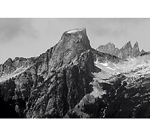Pinnacle Peak Photographic Print