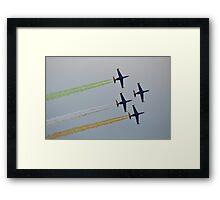 Fouga CM-170 Magister Framed Print