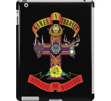 Games n thrones iPad Case/Skin