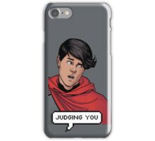 Wiccan is judging you iPhone Case/Skin