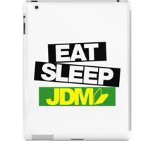 Eat Sleep JDM wakaba (5) iPad Case/Skin