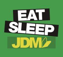 Eat Sleep JDM wakaba (5) One Piece - Short Sleeve