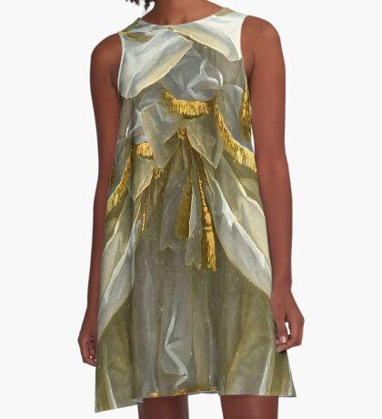 The Little Mermaid Ariel's Shipwrecked Dress  A-Line Dress