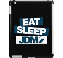 Eat Sleep JDM wakaba (6) iPad Case/Skin