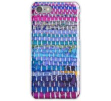 Hand-Woven Excellence iPhone Case/Skin