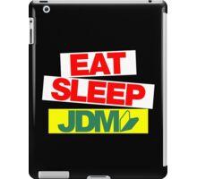 Eat Sleep JDM wakaba (2) iPad Case/Skin