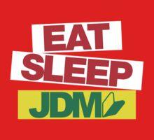 Eat Sleep JDM wakaba (2) Kids Tee
