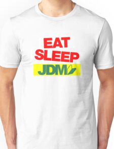 Eat Sleep JDM wakaba (2) Unisex T-Shirt
