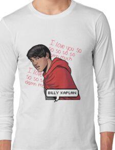 ily billy !!! <3 Long Sleeve T-Shirt