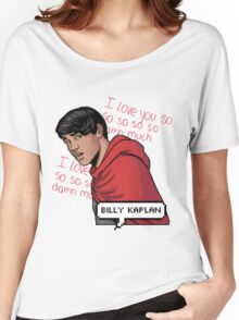 ily billy !!! <3 Women's Relaxed Fit T-Shirt