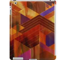 Wrightian Reflections (Square Version) - By John Robert Beck iPad Case/Skin