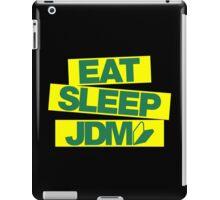 Eat Sleep JDM wakaba (7) iPad Case/Skin