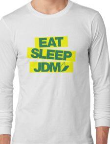 Eat Sleep JDM wakaba (7) Long Sleeve T-Shirt