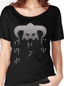 Fus Ro Dah - In Dragon Language Women's Relaxed Fit T-Shirt