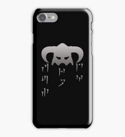 Fus Ro Dah - In Dragon Language iPhone Case/Skin