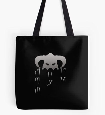 Fus Ro Dah - In Dragon Language Tote Bag
