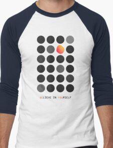 Be you Men's Baseball ¾ T-Shirt