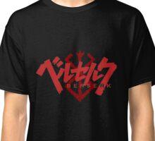 Berserk Title Classic T-Shirt