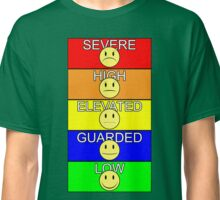 Mercy Buckets - Threat Level Classic T-Shirt