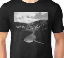 Shark Under The Clouds Unisex T-Shirt