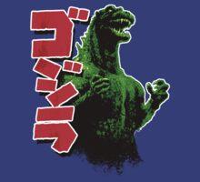 Godzilla by leea1968