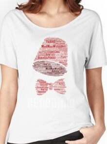 Geronimo - 11th Doctor's Quote - Doctor Who Women's Relaxed Fit T-Shirt