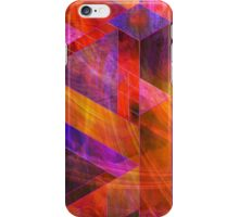 Wild Fire (Square Version) - By John Robert Beck iPhone Case/Skin