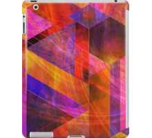 Wild Fire (Square Version) - By John Robert Beck iPad Case/Skin