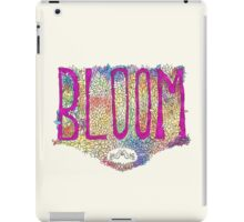 BLOOM by The Morning Birds iPad Case/Skin