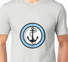 Anchor!  Unisex T-Shirt