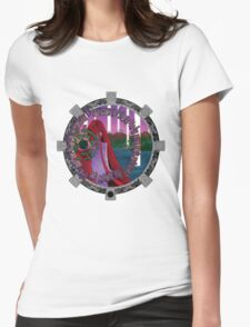 Rota Fortuna - Renascentia Womens Fitted T-Shirt