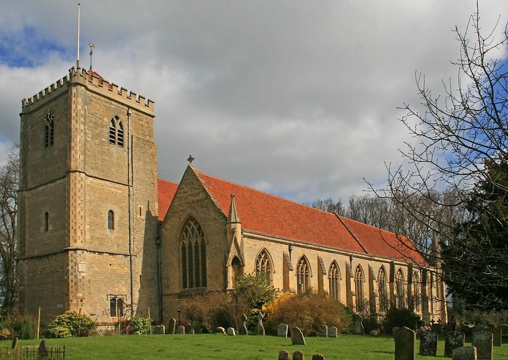 Dorchester Abbey by RedHillDigital