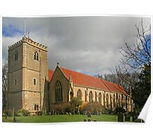 Dorchester Abbey Poster
