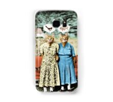 Two Cool Kitties: What's for Lunch? Samsung Galaxy Case/Skin