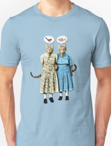Two Cool Kitties: What's for Lunch? T-Shirt