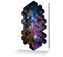Spoceblocks Greeting Card