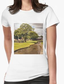 Village Green Womens Fitted T-Shirt