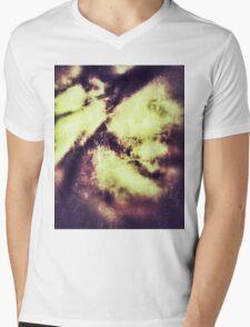 Skin nerves Mens V-Neck T-Shirt