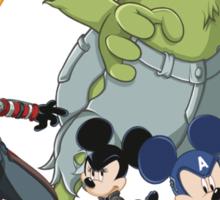 Earth's Mightiest Heroes Sticker