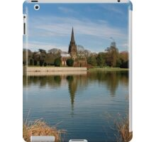 Church Reflections iPad Case/Skin
