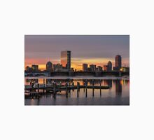 Daybreak on the Back Bay, Boston. Unisex T-Shirt