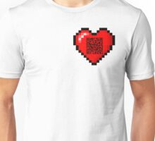 Roses are red, violets are blue... Unisex T-Shirt
