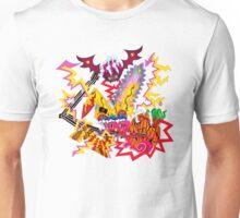 SHOCKING TERROR Unisex T-Shirt