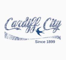 Cardiff City Coke by nosnia